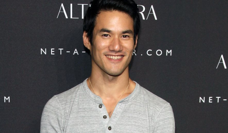 FILE - In this Sept. 4, 2014 file photo, Joseph Altuzarra attends the Altuzarra for Target launch event in New York. Altuzarra was nominated in the womenswear category for the Council of Fashion Designers of America awards. He joins fellow nominees, Marc Jacobs, Jack McCollough and Lazaro Hernandez for Proenza Schouler, Kate Mulleavy and Laura Mulleavy for Rodarte, and Ashley Olsen and Mary-Kate Olsen for The Row. The ceremony will take place June 6 in New York. (Photo by Andy Kropa/Invision/AP, File)