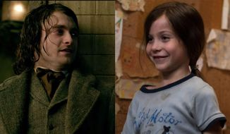 """Daniel Radcliffe co-stars in """"Victor Frankenstein"""" and Jacob Tremblay co-stars """"Room,"""" now available on Blu-ray."""