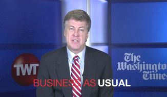 Tim Constantine reports, the public perception of the Congressional Budget is just business as usual.
