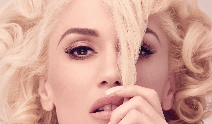 "This CD cover image released by Interscope shows , ""This Is What The Truth Feels Like,"" by Gwen Stefani. (Interscope via AP)"