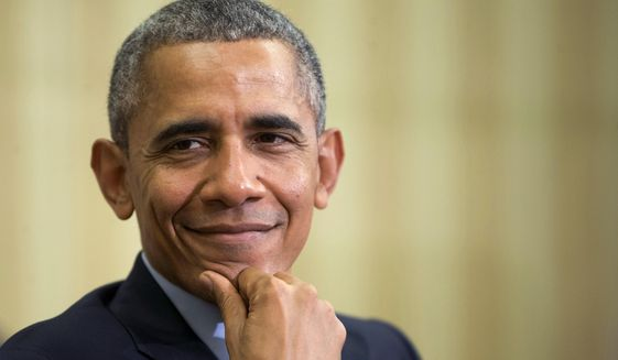 President Obama's people played a role in promoting Christopher Steele's anti-Trump dossier to get it into the hands of law enforcement, according to a new book. (Associated Press/File)