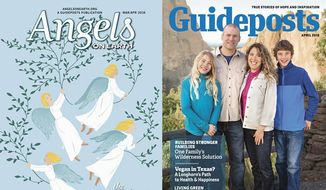 Angels on Earth and Guideposts magazine