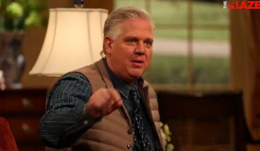 Conservative talk radio host Glenn Beck (The Blaze)