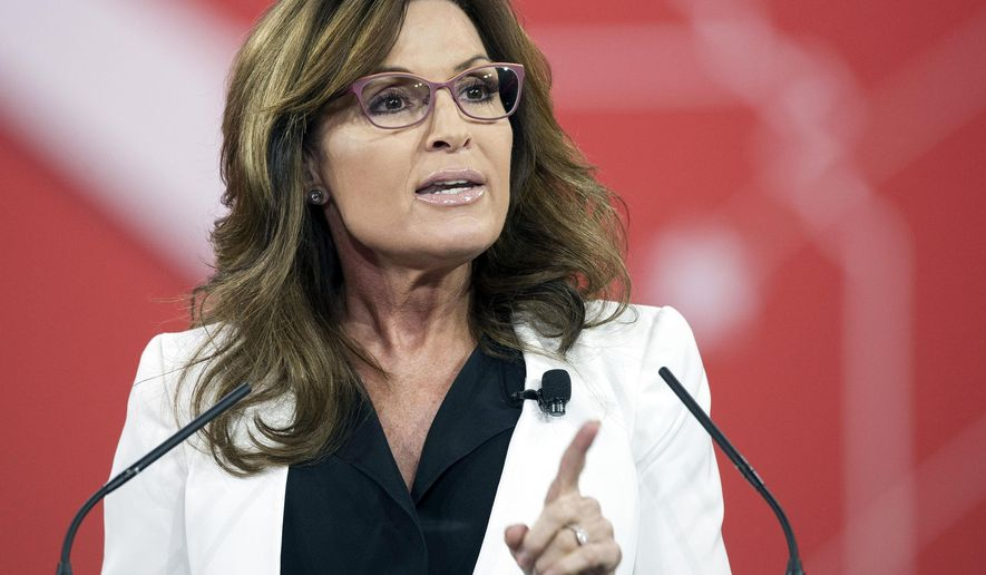 Sarah palin praises wikileaks julian assange hes all about in this feb 26 2015 file photo former alaska gov sarah thecheapjerseys Choice Image