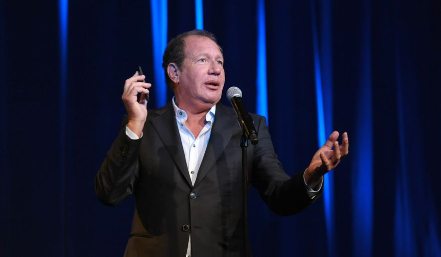 Comedian Garry Shandling died suddenly Thursday at age 66 under unclear circumstances, multiple news outlets reported. (Associated Press)