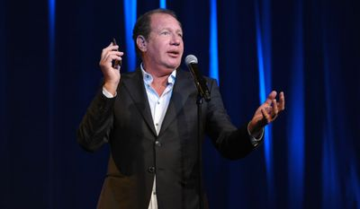 Garry Shandling at the David Lynch Foundation:  A Night of Comedy honoring George Shapiro at the Beverly Wilshire Hotel on Saturday June 30, 2012 in Beverly Hills, Calif. (Photo by John Shearer/Invision for David Lynch Foundation/AP Images)