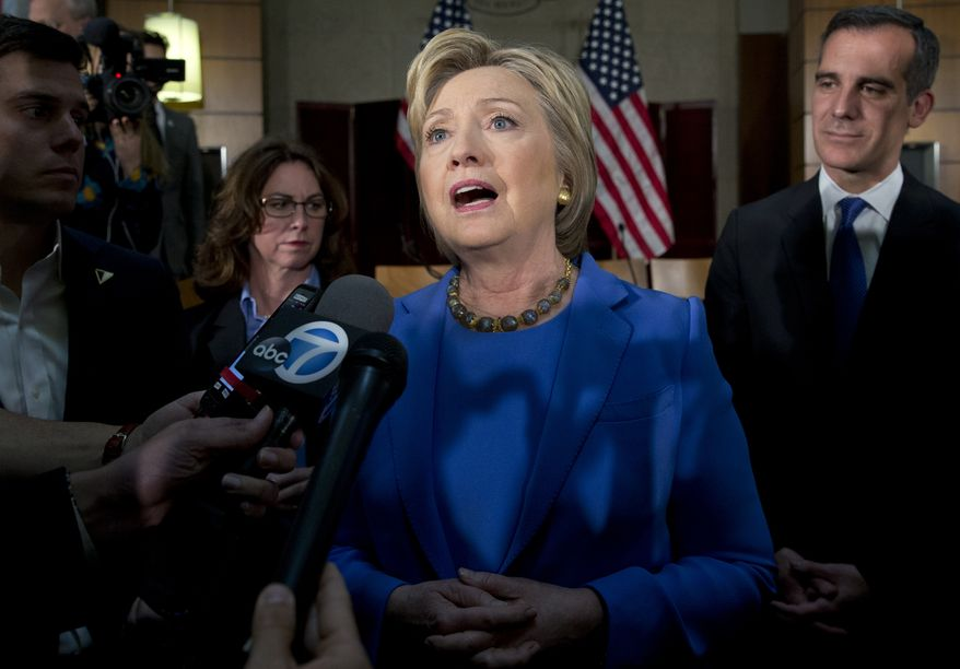 New documents confirm Hillary Clinton was using her secret email server even before the March 18 start date she'd previously claimed, and the State Department had access to some of the messages all along but didn't notice, a conservative legal watchdog said Thursday. (Associated Press)