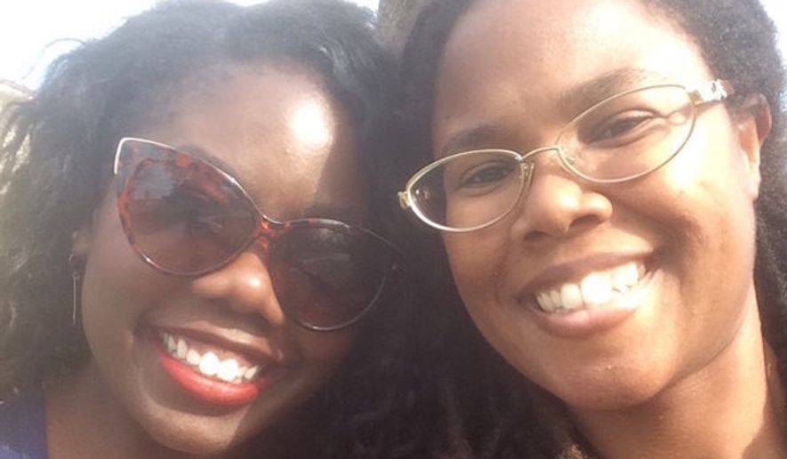 ACLU lawyers Abre' Conner and Novella Coleman have accused a karaoke bar in California of discriminating against them because they're black. (American Civil Liberties Union of Northern California)