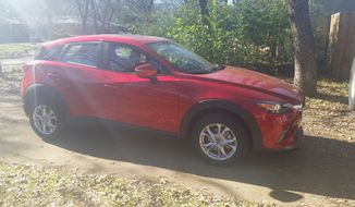 Boasting not only first-rate fuel economy, the 2016 Mazda CX-3 also offers a nice style with a sporty feel and plenty of features inside that are meant to stand out against the competition. (Photo by Rita Cook)