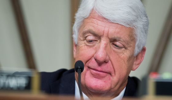 """A """"discussion draft"""" by Rep. Rob Bishop, Utah Republican, to be released Tuesday would give the House a starting point to address Puerto Rico's $70 billion plight."""
