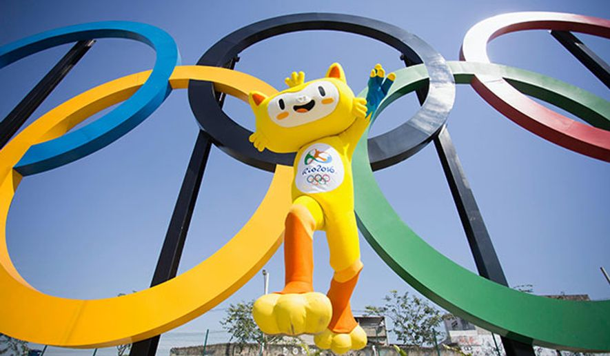 Vinicus is the official mascot of the 2016 Summer Olympic Games in Rio.