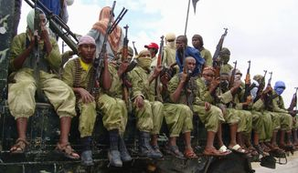While the African Union and Somali armed forces have severely restricted al-Shabab and curtailed its reach in recent years, the group is still a powerful force in southern Somalia. (Associated Press)