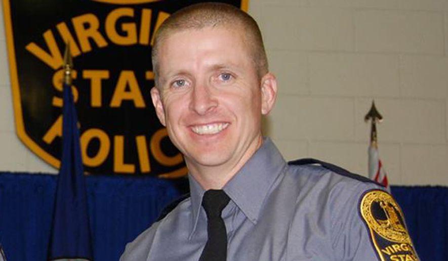 Virginia State Trooper Chad Dermyer (Virginia State Police via Facebook)