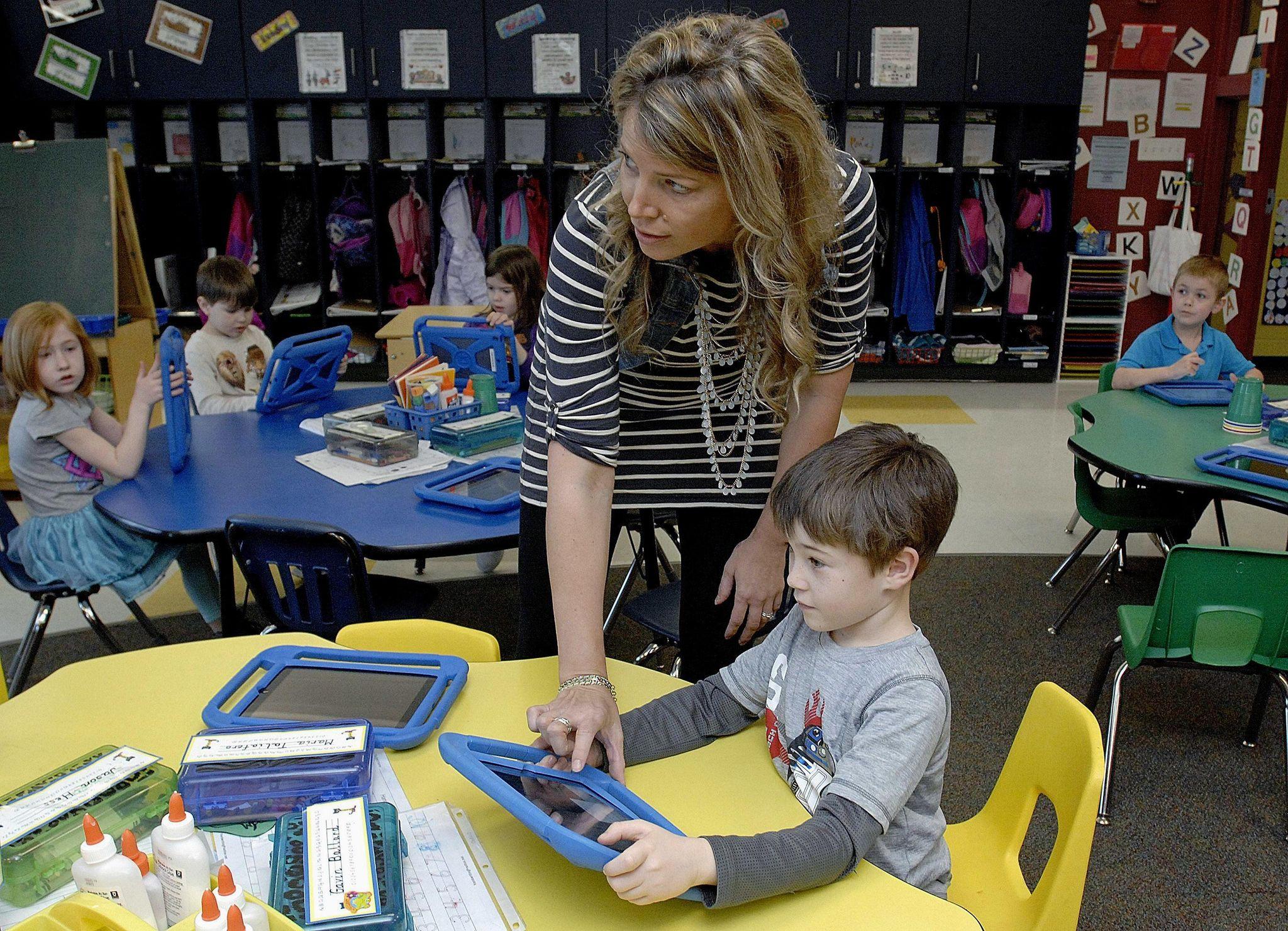 EXCHANGE: Educators weave technology into curriculum
