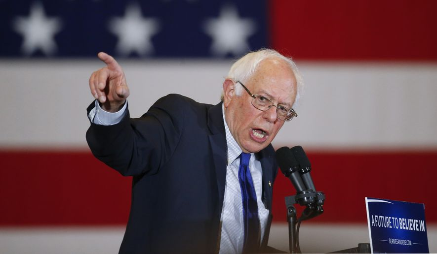 Sen. Bernard Sanders is already behind schedule if he is to win over some of Hillary Clinton's superdelegates. In 2008, Barack Obama began to earn his first switchers at the beginning of the year, a signal that Mrs. Clinton's campaign was in trouble. (Associated Press)