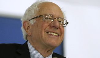 Exit polls showed Sen. Bernard Sanders carried independent voters, who could vote in the Democratic contest in Wisconsin's open primary, and again fared well with younger voters and those looking for a more liberal agenda. (Associated Press)