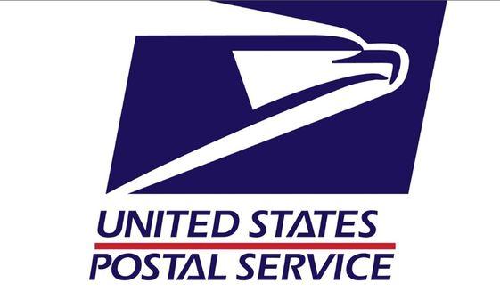 The U.S. Postal Service logo.