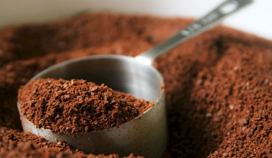 What is the average price a pound of ground coffee?