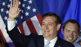 Sen. Ted Cruz of Texas. (Associated Press/File)