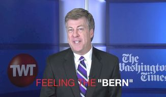 Tim Constantine says he's finally found an issue on which he can agree with both Hillary Clinton and Bernie Sanders.