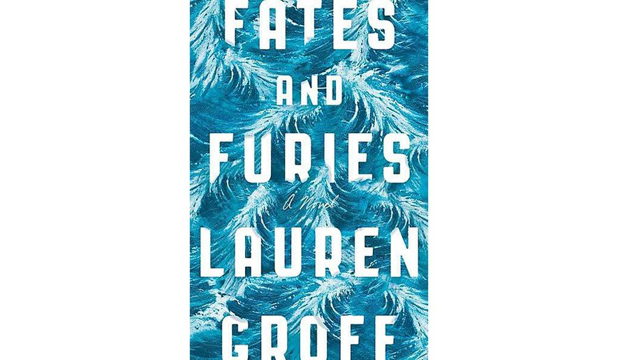 Book Review Fates And Furies Washington Times