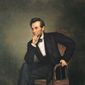 Abraham Lincoln (Associated Press photo of the painting by George P.A. Healy) ** FILE **