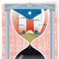 Illustration on Puerto Rico's financial crisis by Linas Garsys/The Washington Times