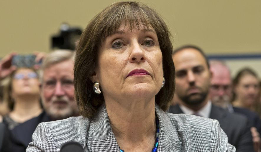 Former IRS executive Lois G. Lerner. (Associated Press/File)
