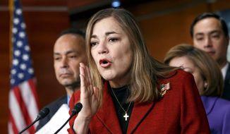 Rep. Loretta Sanchez. (Associated Press) ** FILE **