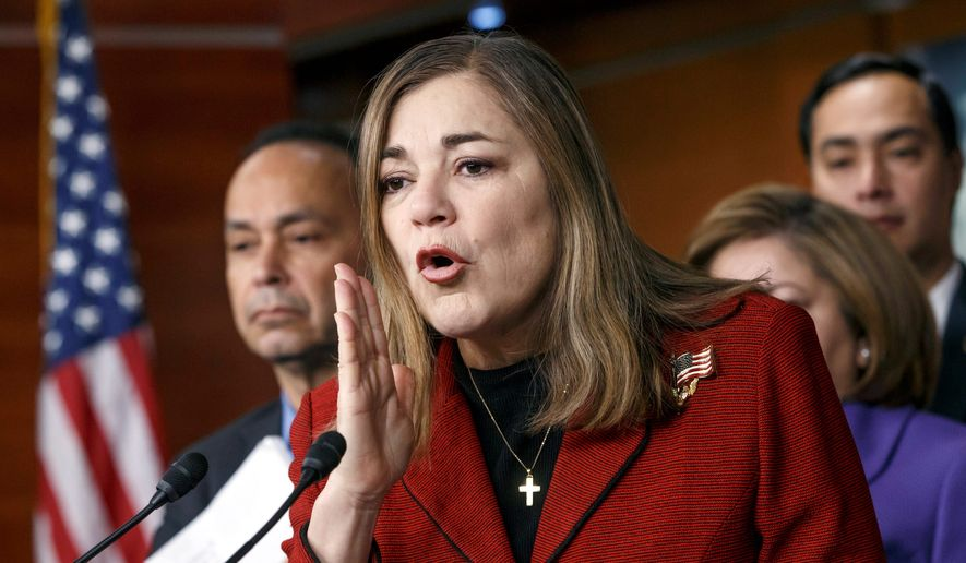 Rep. Loretta Sanchez. (Associated Press) ** FILE **