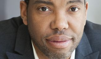 Author Ta-Nehisi Coates. (Nina Subin/Marvel Comics via AP) ** FILE **