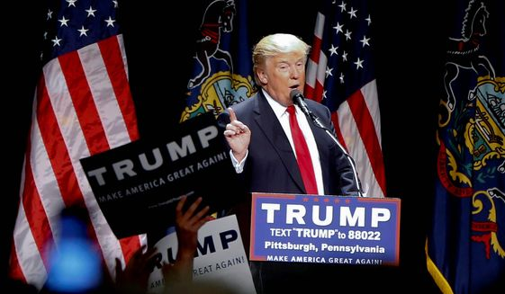 After insisting for months that he doesn't have a problem with women voters, Republican presidential candidate Donald Trump has begun taking modest steps to soften his image, including accepting a request from Fox's Megyn Kelly's to meet this week. (Associated Press photographs)