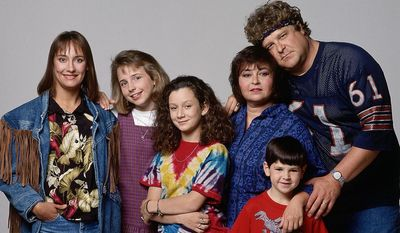 Roseanne, Dan, Darlene, Becky, D.J.: