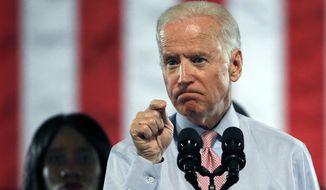 Vice President Joseph R. Biden (Associated Press)