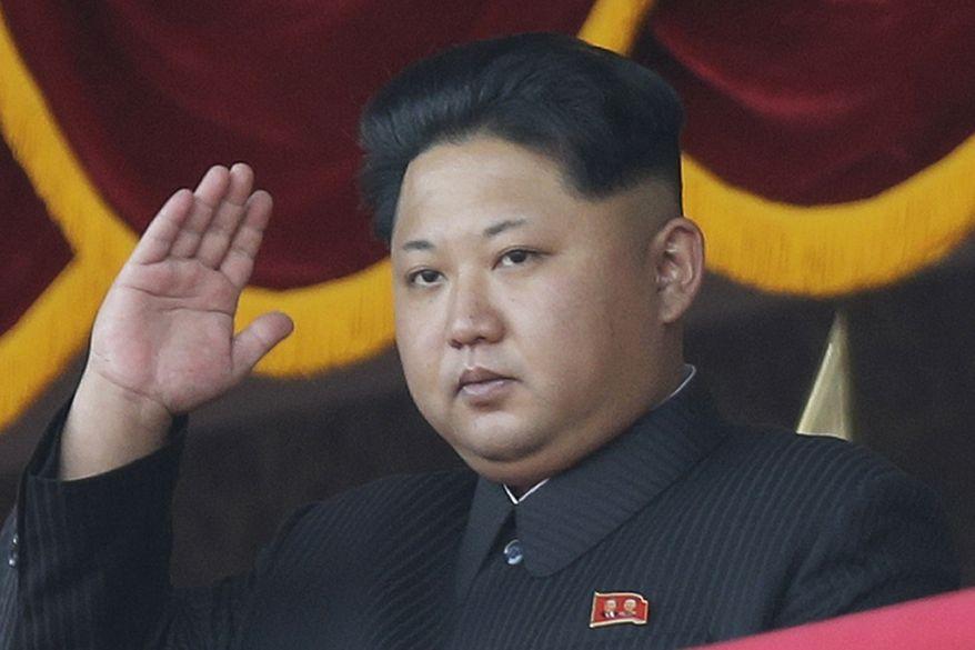 Kim Jong-un. (Associated Press)