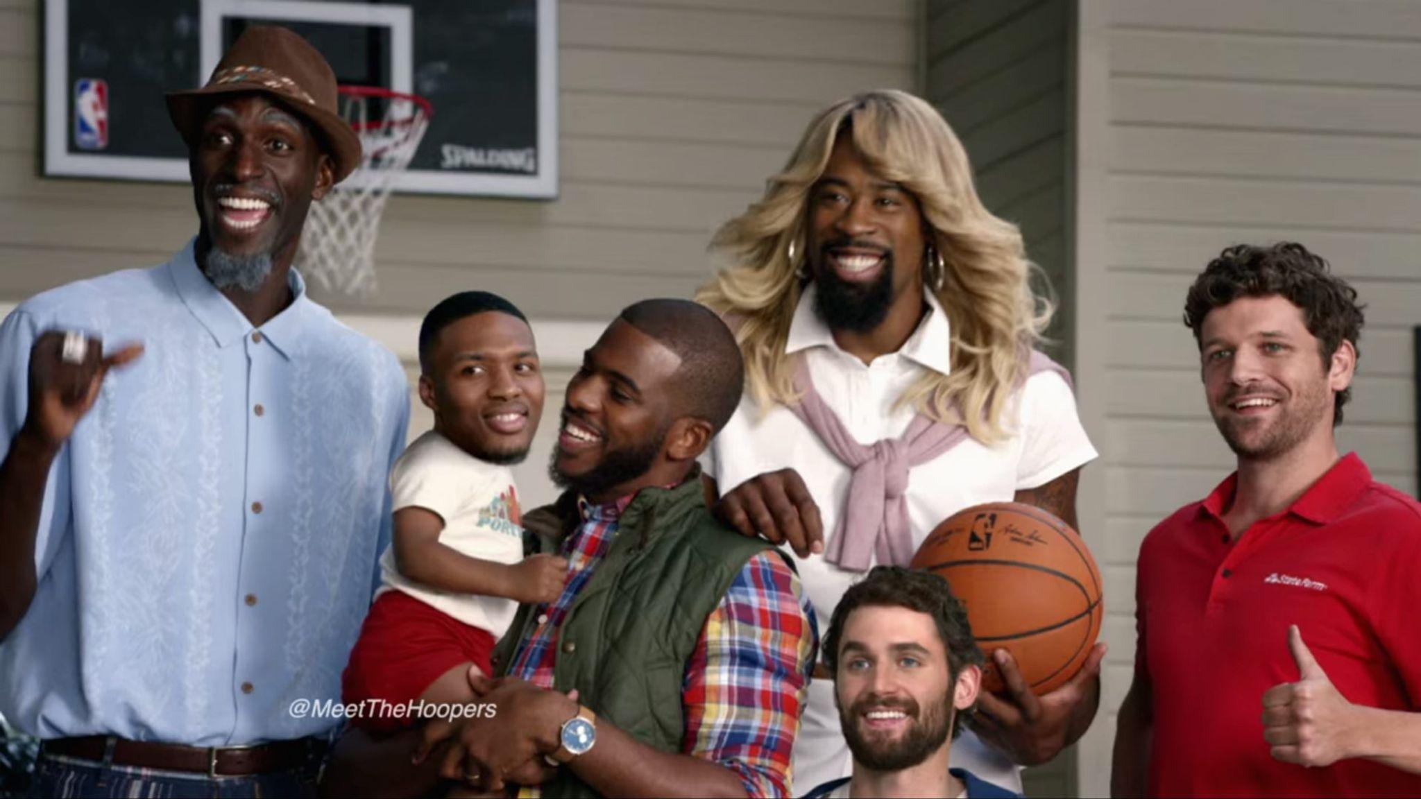 Transgender advocates compare NBA-themed commercials to blackface ...