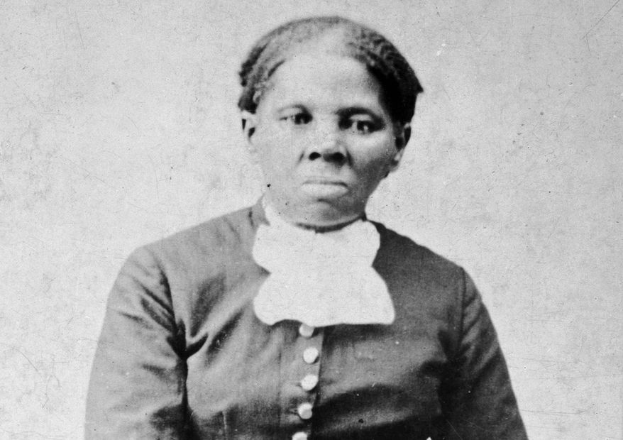 This image provided by the Library of Congress shows Harriet Tubman, between 1860 and 1875. (H.B. Lindsley/Library of Congress via AP) ** FILE **
