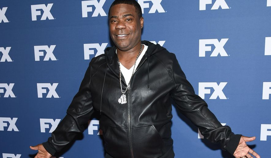 "FILE - In this March 30, 2016 file photo, Tracy Morgan attends FX Networks upfront premiere of ""The People v. O.J. Simpson: American Crime Story"" at the AMC Empire 25, in New York. Morgan has scrapped a scheduled April 29 performance in Mississippi, citing its contested religious-objections bill for his decision. The Horseshoe Tunica Hotel & Casino on Tuesday, April 19, 2016, confirmed the cancellation, saying ticket holders would be refunded. (Photo by Evan Agostini/Invision/AP, File)"