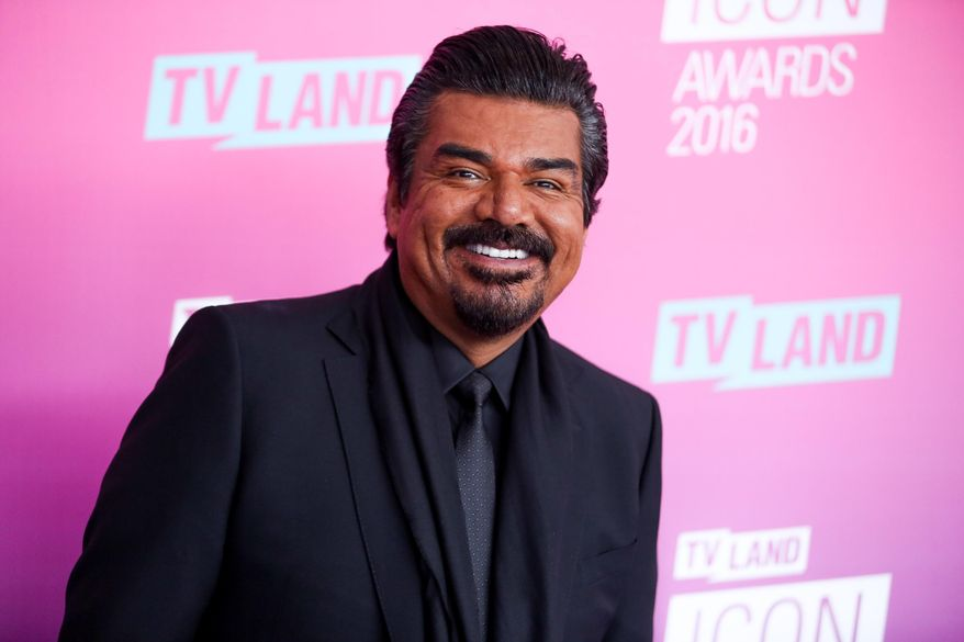 In this April 10, 2016 file photo, George Lopez arrives at the 2016 TV Land Icon Awards in Santa Monica, Calif.  (Photo by Rich Fury/Invision/AP, File) **FILE**