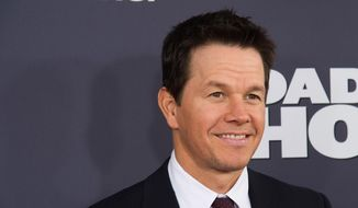 "Mark Wahlberg attends the premiere of ""Daddy's Home""  in New York, Dec. 13, 2015. (Photo by Charles Sykes/Invision/AP) ** FILE **"