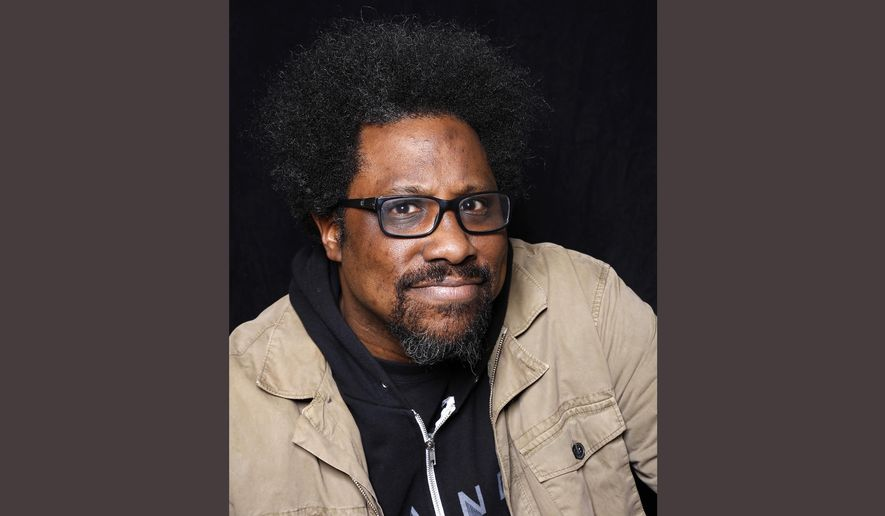 "FILE - In this Jan. 24, 2016 file photo, comedian W. Kamau Bell poses for a portrait to promote the series, ""United Shades of America"", during the Sundance Film Festival in Park City, Utah. Bell's series, premiers Sunday at 10 p.m. EDT on CNN. (Photo by Matt Sayles/Invision/AP, File)"