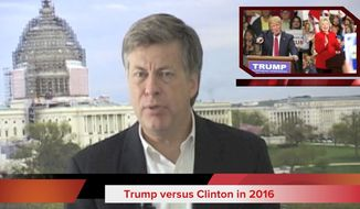Tim Constantine wonders what a Trump versus Clinton general election will look like.