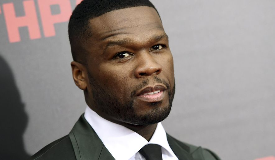 """In this July 20, 2015, file photo, Actor Curtis """"50 Cent"""" Jackson attends the premiere of """"Southpaw"""" at the AMC Loews Lincoln Square in New York. (Photo by Evan Agostini/Invision/AP, File)"""
