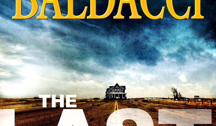 """This book cover image released by Grand Central Publishing shows, """"The Last Mile,"""" by David Baldacci. (Grand Central Publishing via AP)"""