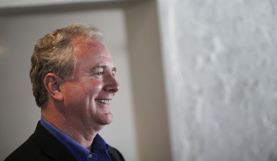Rep. Chris Van Hollen emerged the victor Tuesday in Maryland's hotly contested Democratic primary race for the U.S. Senate seat being vacated by longtime Democratic stalwart Barbara A. Mikulski, who is retiring. (Associated Press)