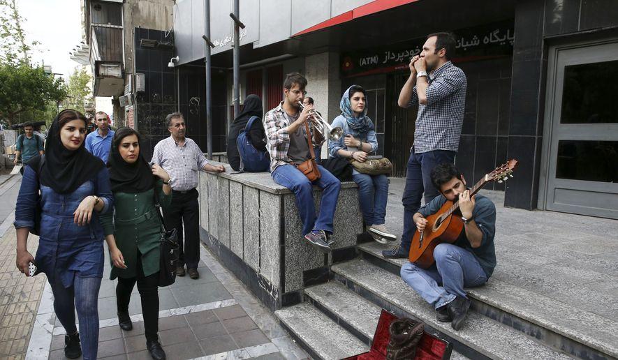 Risultati immagini per iran street