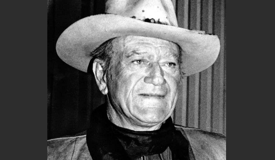 FILE - This 1978 file photo shows actor-director John Wayne. California lawmakers have defeated a resolution intended to honor Wayne after opponents challenged what they say are racist statements by the late actor. Republican State Assemblyman Matthew Harper, of Huntington Beach, sought to declare May 26, 2016, as John Wayne Day to mark the day the actor was born. (AP Photo, File)