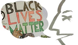 Hypocrisy of the Black Lives Matter Movement Illustration by Greg Groesch/The Washington Times