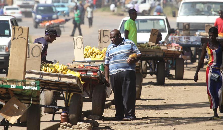 The economic development in zimbabwe