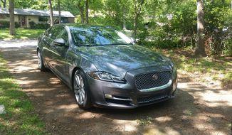 2016 Jaguar XJL Portfolio